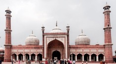 Jama Masjid in it's full glory